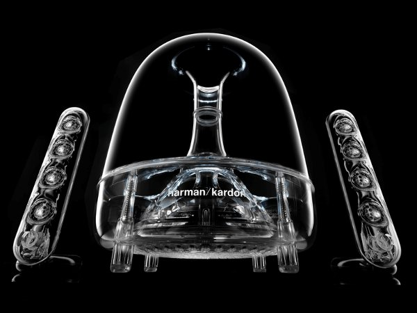 Harmon Kardon Soundsticks III 1 Harmon Kardon SoundSticks III Speakers