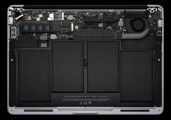New Macbook Air 8