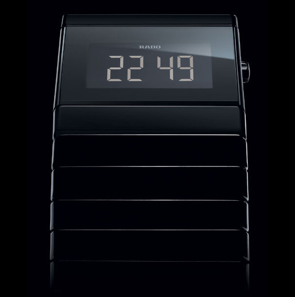 RADO Ceramic Digital Automatic Watch 1 ThreadSpots Week In Mens Style: October 25th