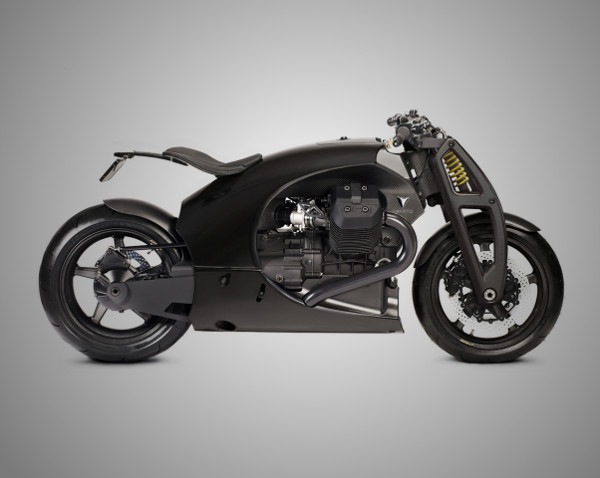 Renard Grand Tourer Motorcycle 1 Renard Grand Tourer Motorcycle