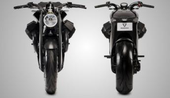 Renard Grand Tourer Motorcycle