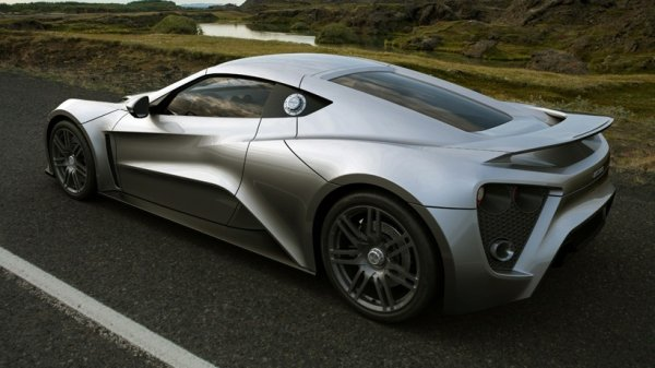 Zenvo ST1 Supercar 3 Zenvo St1 Supercar Coming Stateside