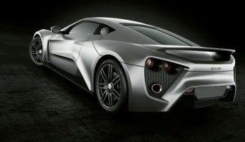 Zenvo St1 Supercar Coming Stateside