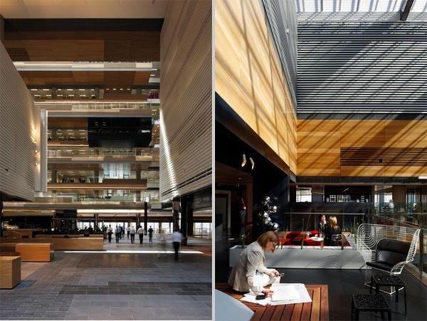 ANZ Centre Melbourne Australia 5