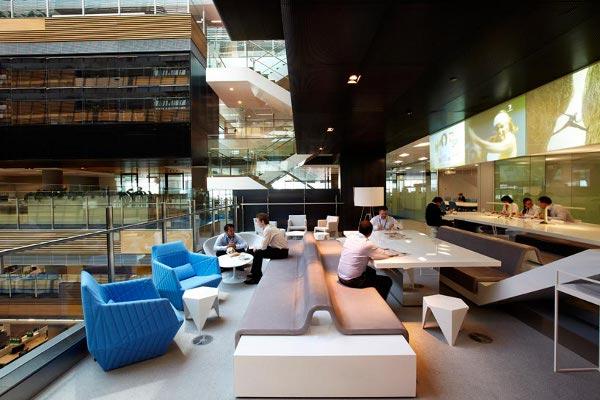 ANZ Centre Melbourne Australia 7