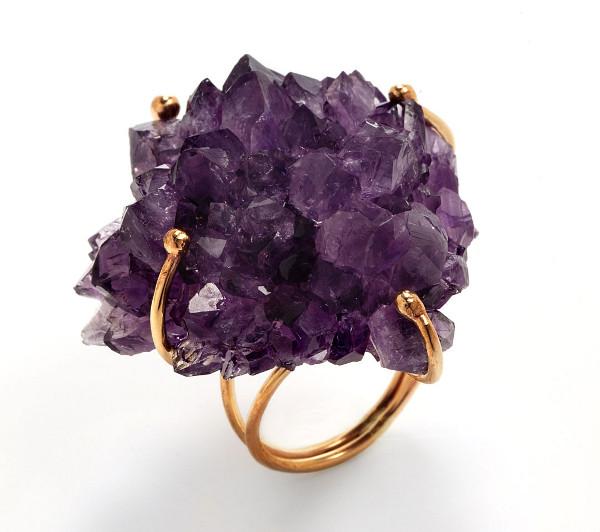Alana Bess Jewelry Amethyst Ring