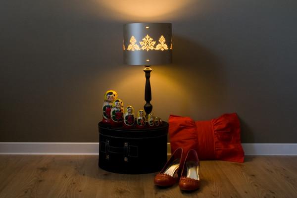 Baroque Pixel Lamp by Stellavie 4 Baroque Pixel Lamp by Stellavie