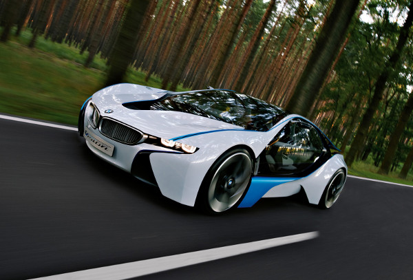 Bmw Vision Efficient Dynamics Concept 3 BMW Vision Efficient Dynamics Concept Gets Real