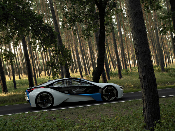 Bmw Vision Efficient Dynamics Concept 5 BMW Vision Efficient Dynamics Concept Gets Real