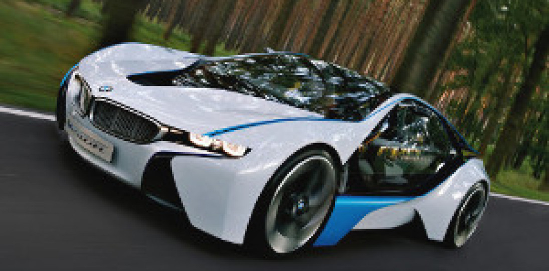 BMW Vision Efficient Dynamics Concept Gets Real