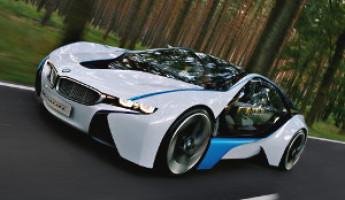 BMW Vision Efficient Dynamics Concept Gets Real
