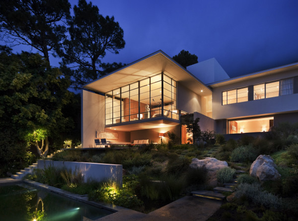 Bridle Road Residence Cape Town 1 Artful Landscapes: 10 Modern Landscape Architecture Designs