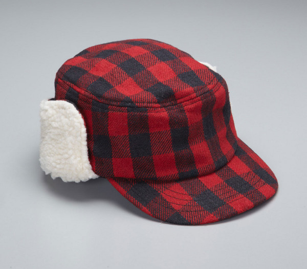Buffalo Check Hunting HAt