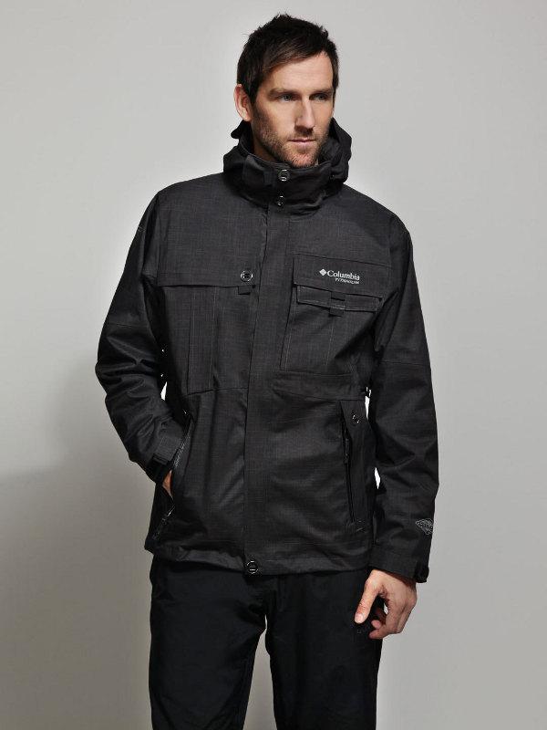 Columbia St Pierre Shell Jacket