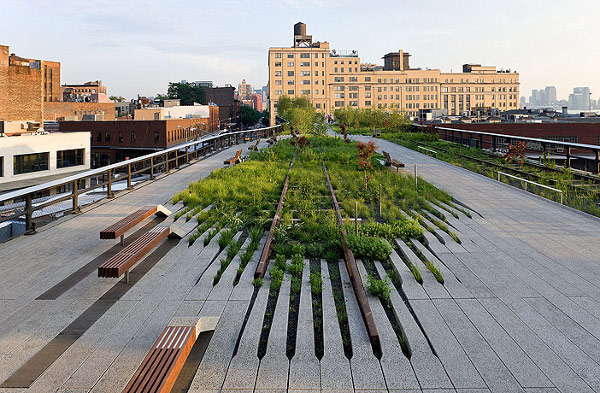 View In Gallery Highline Park New York 1 Artful Landscapes: 10 Modern  Landscape Architecture Designs