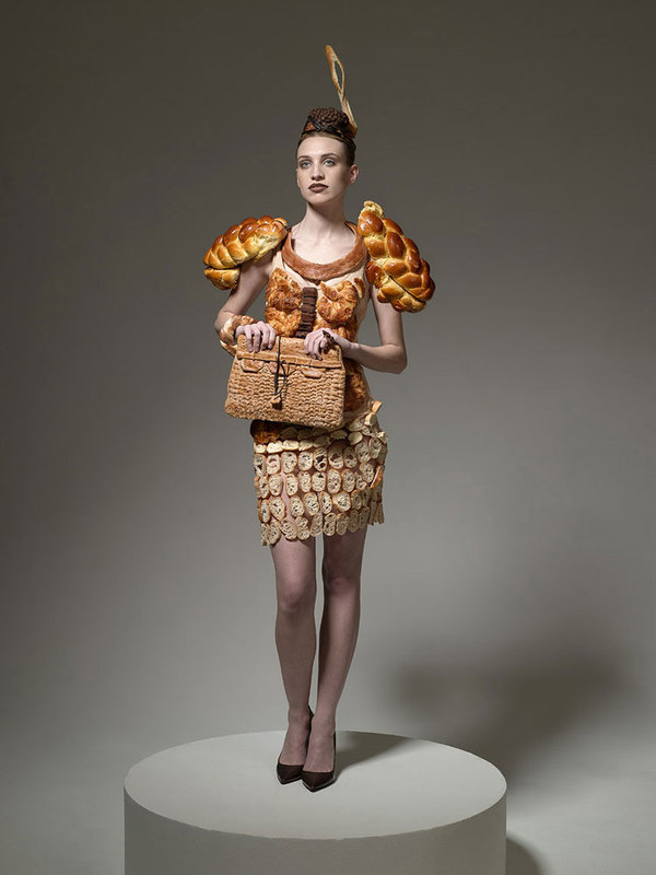 Hunger Pains Food Fashion 1