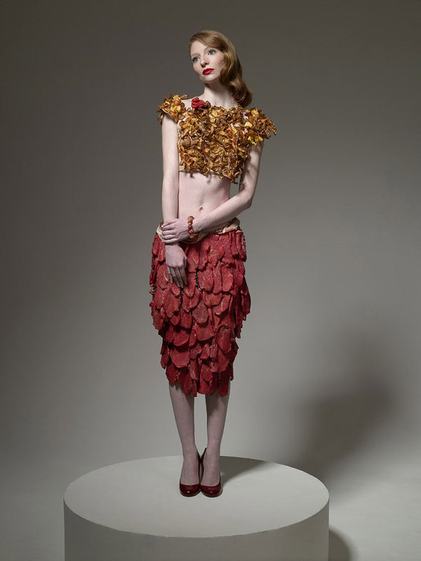 Hunger Pains Food Fashion 3
