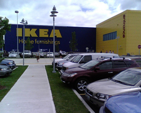 Ikea Store Portland