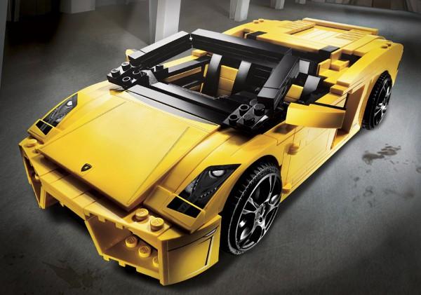 Lego Lamborghini Gallardo 1 Lego Lamborghini Gallardo