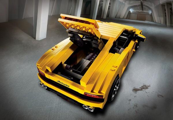 Lego Lamborghini Gallardo 5