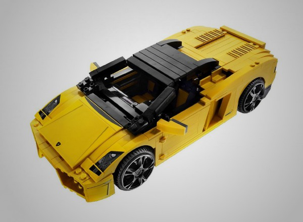Lego Lamborghini Gallardo 6