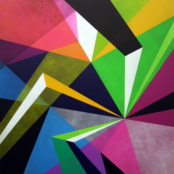 Matt Moore Crystals and Lazers 6