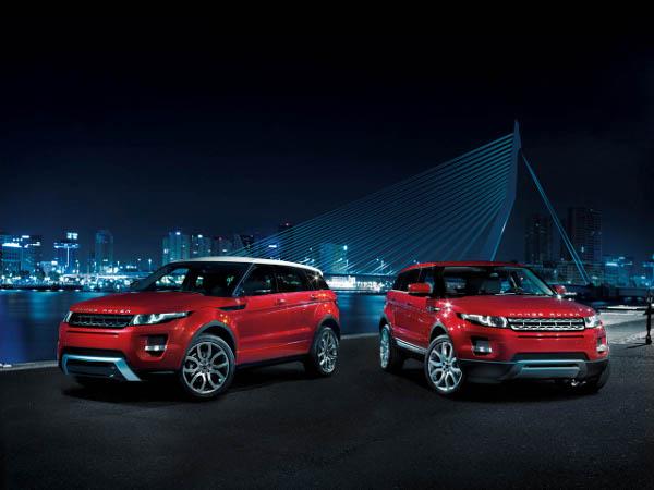 Range Rover Evoque 1 Range Rover Evoque 5 Door Revealed