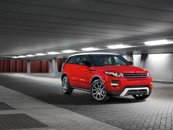 Range Rover Evoque 4