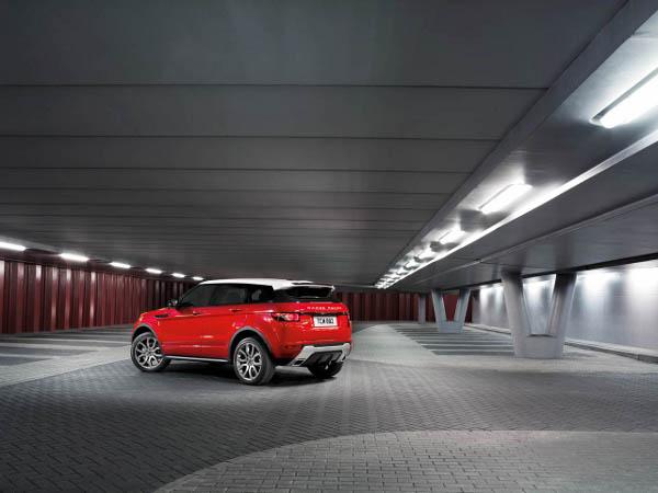 Range Rover Evoque 5