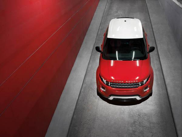 Range Rover Evoque 7 Range Rover Evoque 5 Door Revealed