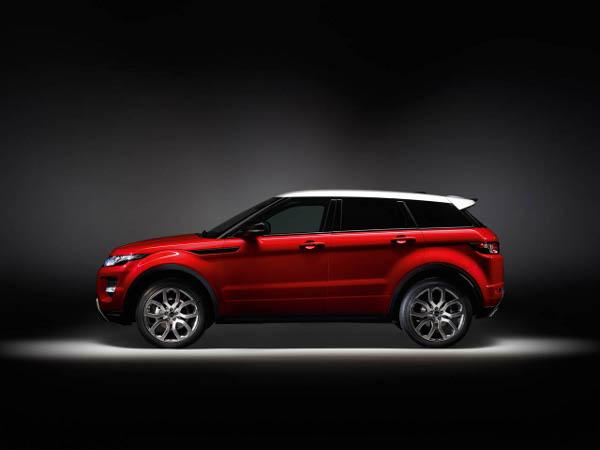 Range Rover Evoque 9