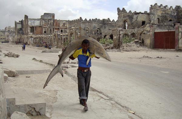 Reuters Best Photos of 2010 – FEISAL OMAR captures normal business in Mogadishu