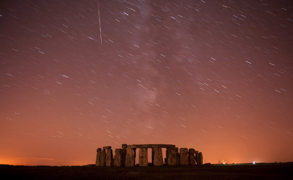 Reuters Best Photos of 2010 KIERAN DOHERTY captures Stonehenge coming alive under the perseids Reuters Best Photos of 2010