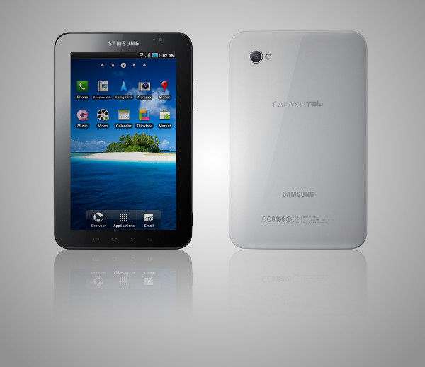 Samsung Galaxy Tab Now at T Mobile 2 Samsung Galaxy Tab Available Today