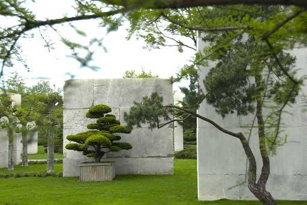 The Famed Swiss Landscape Architect