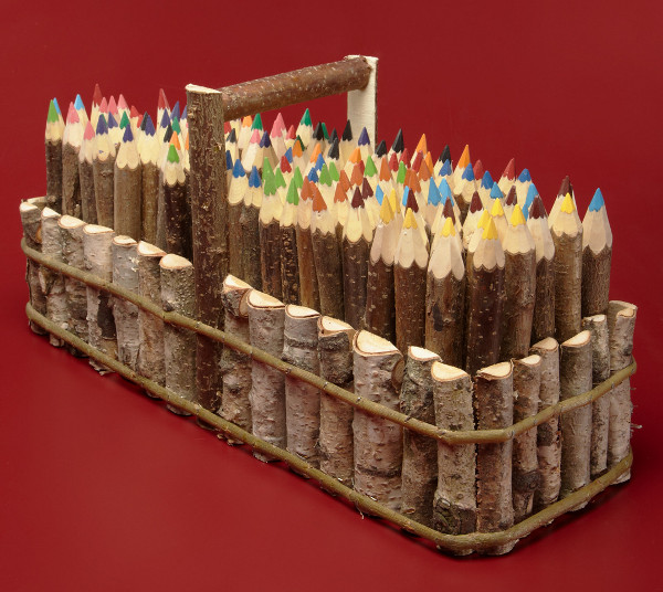 Twig Crayons by Inntrax