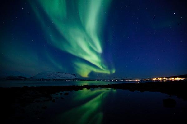 Aurora Borealis Timelapse 1 Aurora Borealis Timelapse