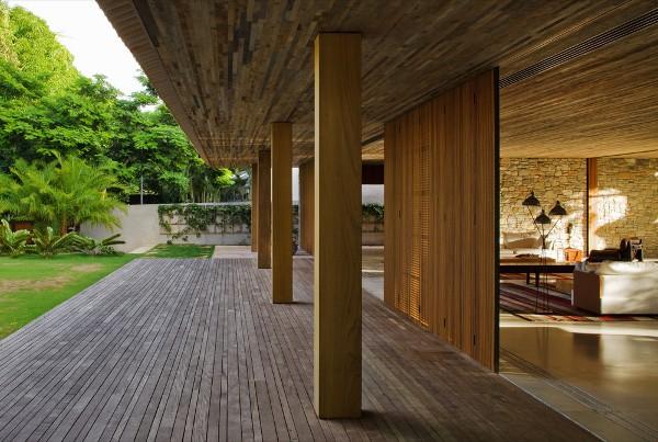 Bahia House by Marcio Kogan 10