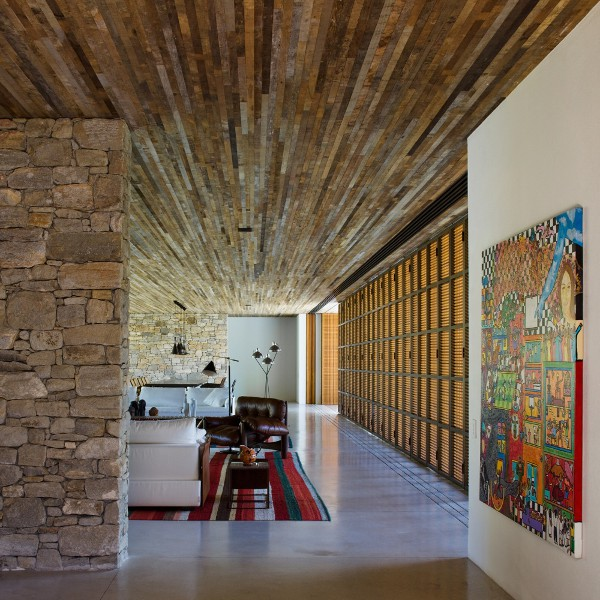 Bahia House by Marcio Kogan 12