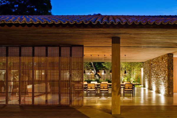Bahia House by Marcio Kogan 14