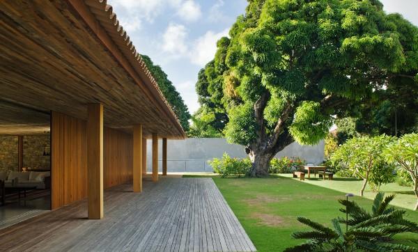 Bahia House by Marcio Kogan 3 Bahia House by Marcio Kogan