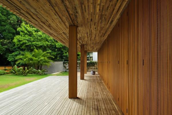 Bahia House by Marcio Kogan 8