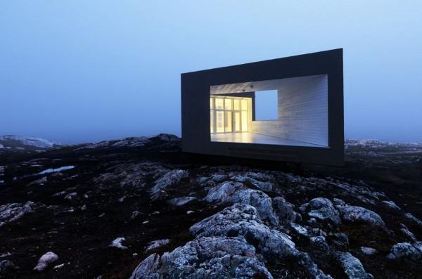 Fogo Island Studio Newfoundland 1 Fogo Island Studio Newfoundland