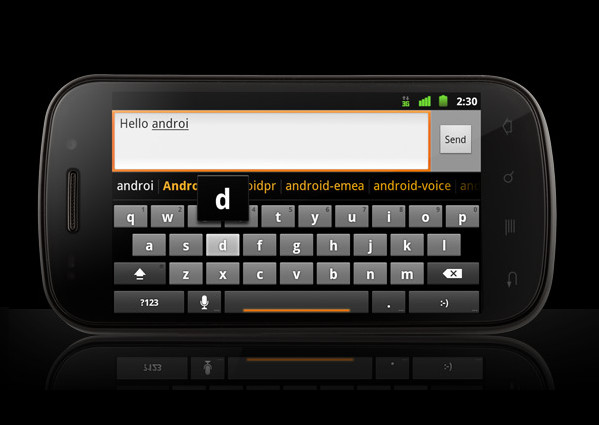 Google Nexus S Android Phone 1 Google Nexus S Android Phone