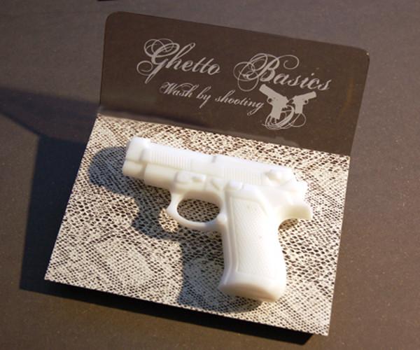 Gun Soap 1
