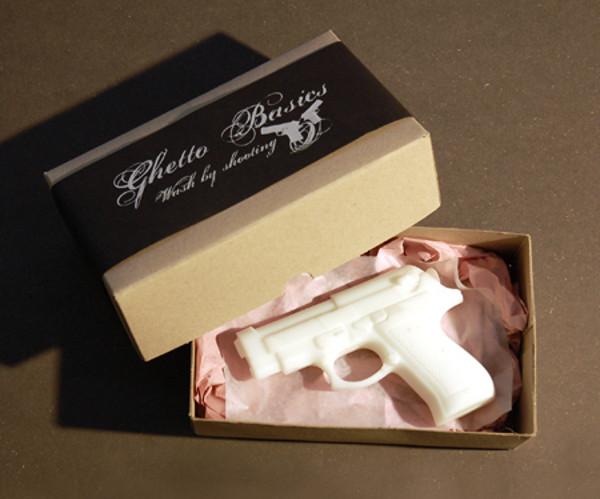 Gun Soap 2