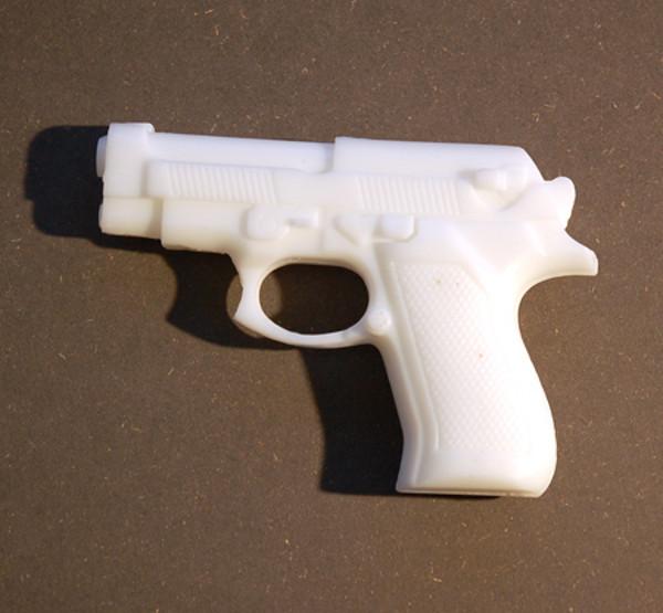 Gun Soap 3