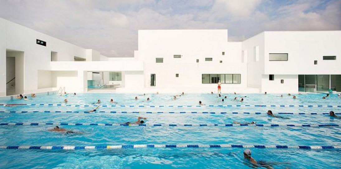 Les Bains Des Docks Aquatic Center