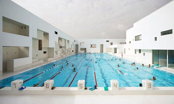Les Bains Des Docks Aquatic Center 3