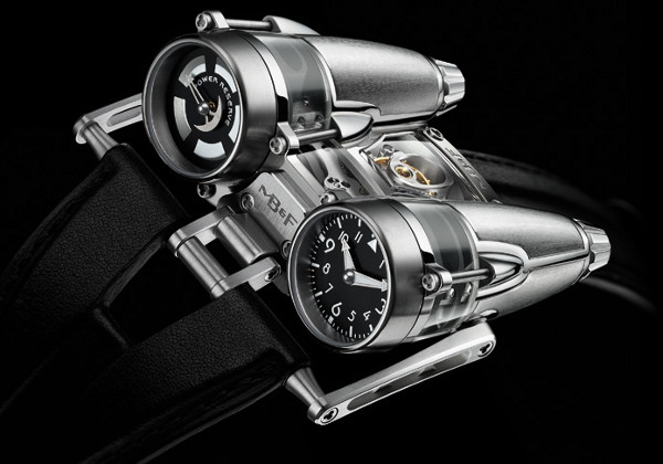MBandF HM4 Thunderbolt Watch 4 Luxury Watchlust: The 10 Hottest Luxury Watches of 2010